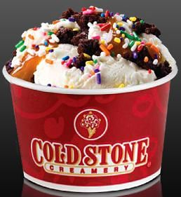 Coldstone Creamery Yummy ICE CREAM Pinterest Cake batter ice
