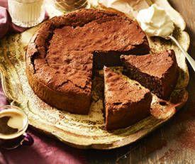 Flourless chocolate hazelnut cake - New Idea Magazine - Yahoo! New Zealand Lifestyle