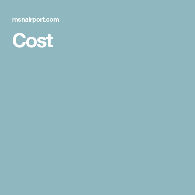 cost calculator for flying out of dane county regional airport msn