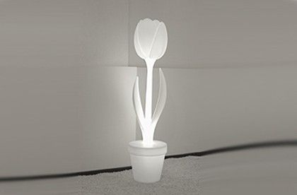 Tulip staande lamp zero z design wonen floor lamp