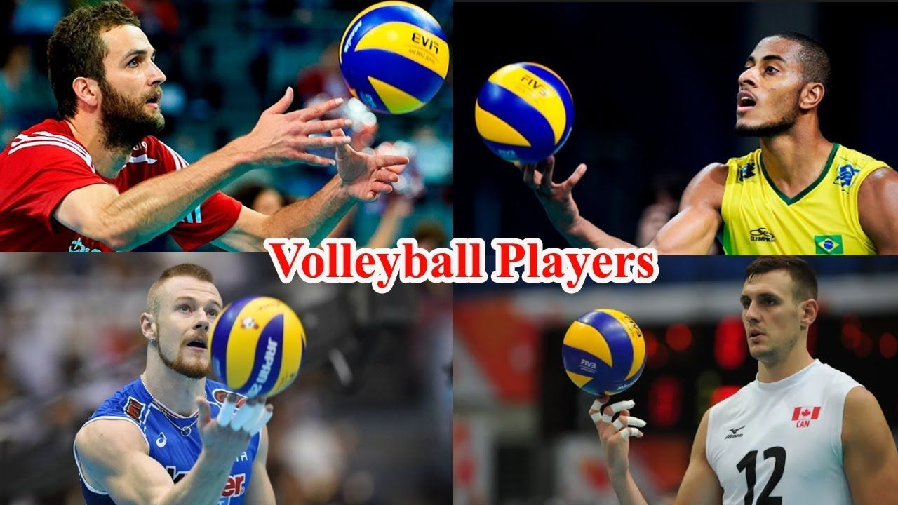 Best Male Volleyball Players In The World 2019 Volleyball Players Volleyball Players