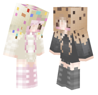 ✧ ♡ ultra cute free skins ❀ ✧ ◠ ◡ ◠ - Skins - Mapping