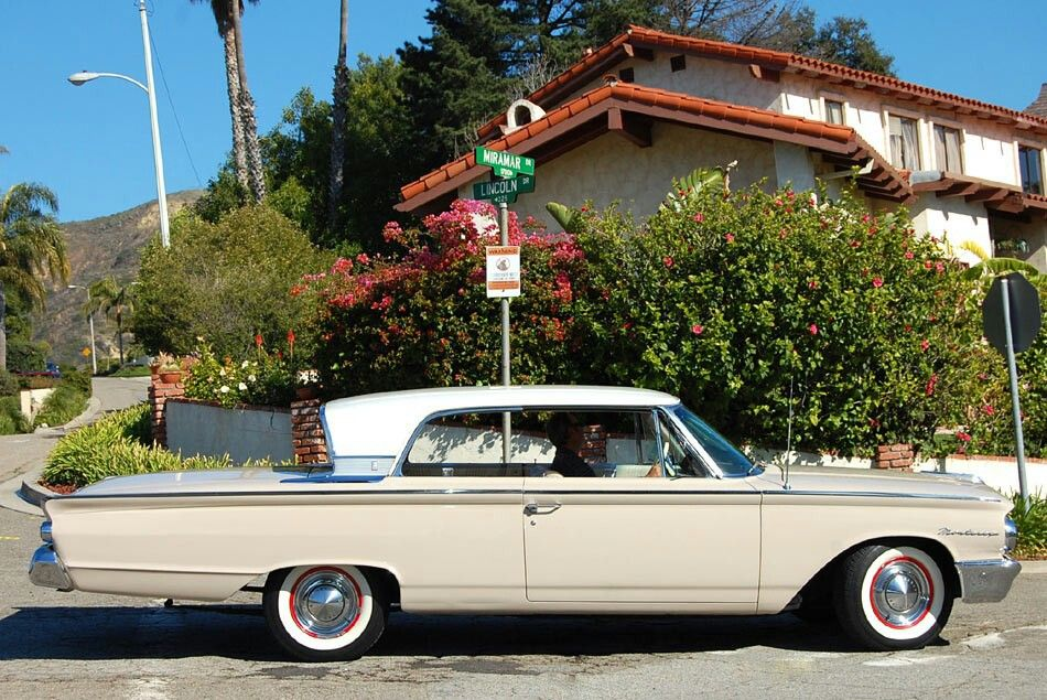1963 Mercury Monterey Breezeway   Automobile - FORD