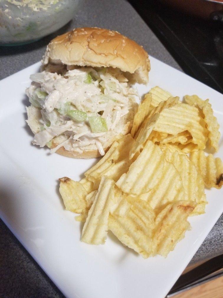 Chicken Salad Sandwich Recipe images