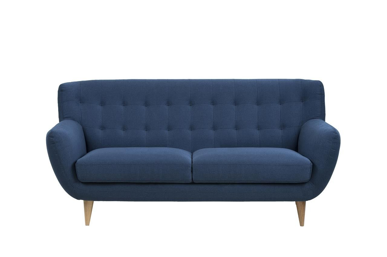 Alfred 3 pers. sofa