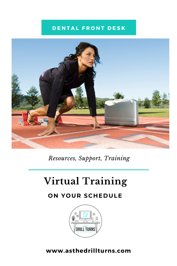 Virtual Dental Administrative Training in 2020 Dental