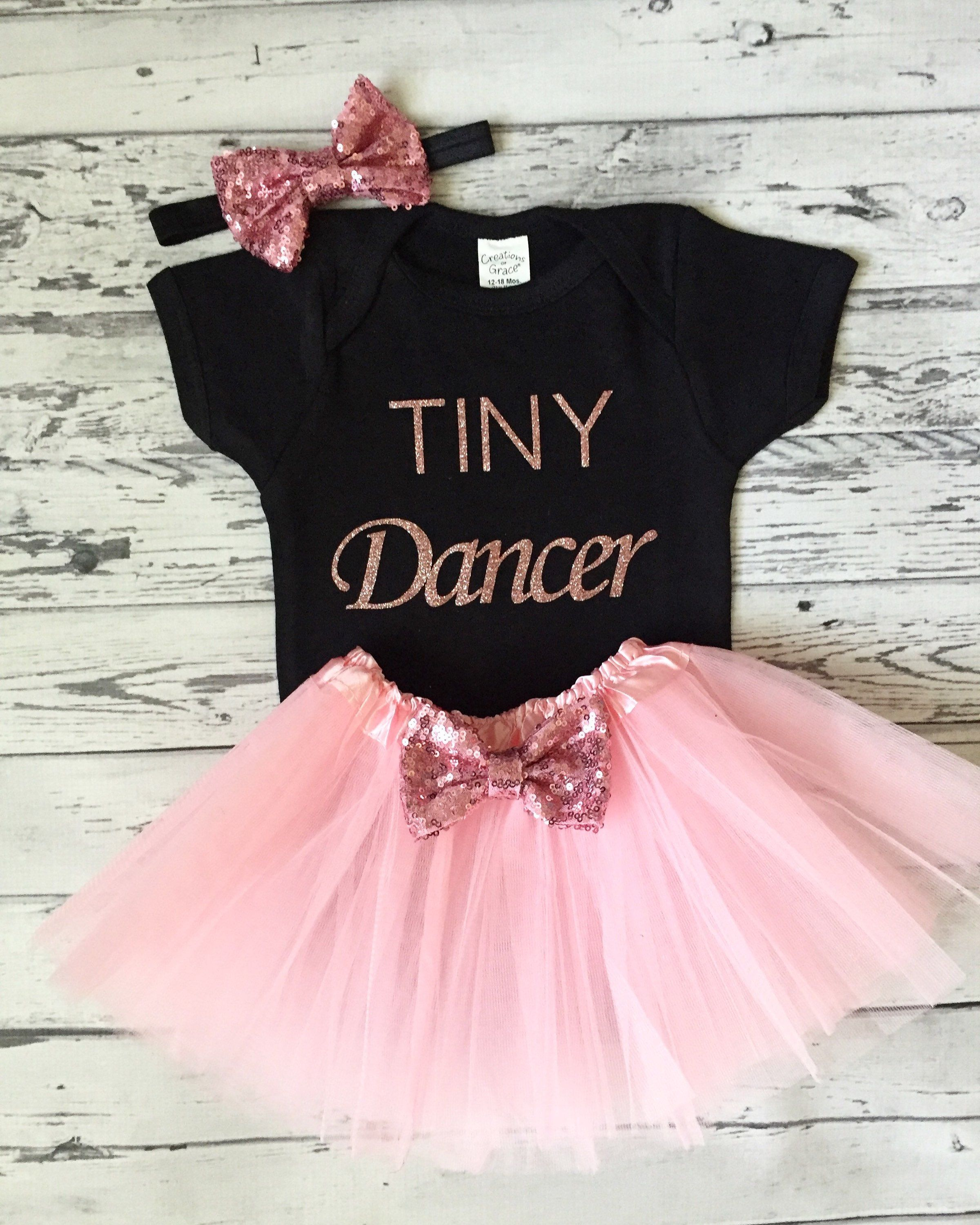 Ballet Ballerina Pink 5th Fifth Birthday Girl Tutu Shirt Outfit African American