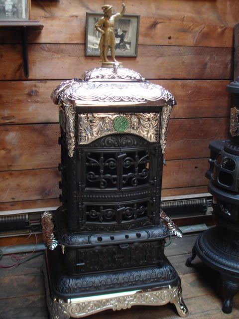 Old Coal Stoves Grove Andes 14 Parlor Stoves 1880 1920