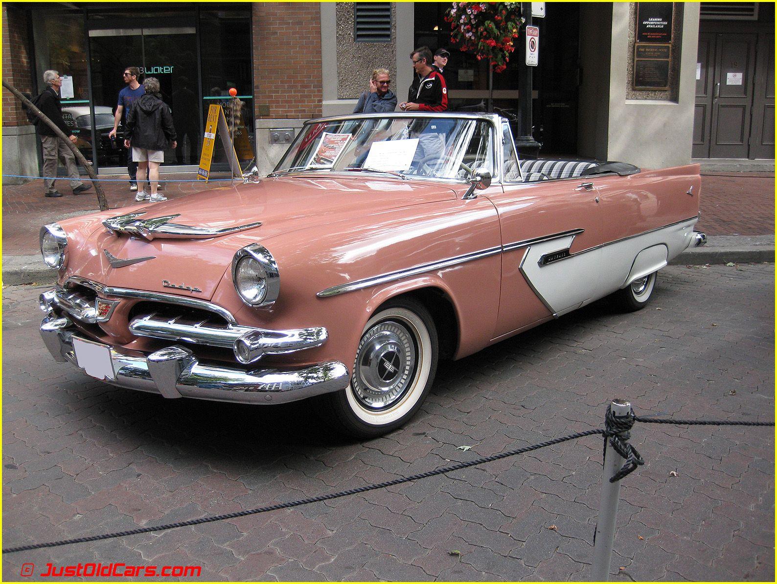1955 dodge royal lancer convertible cream black fvr cars - 1956 Dodge Pictures Oldcarcafe Com Dodge Pinterest Pictures And Dodge