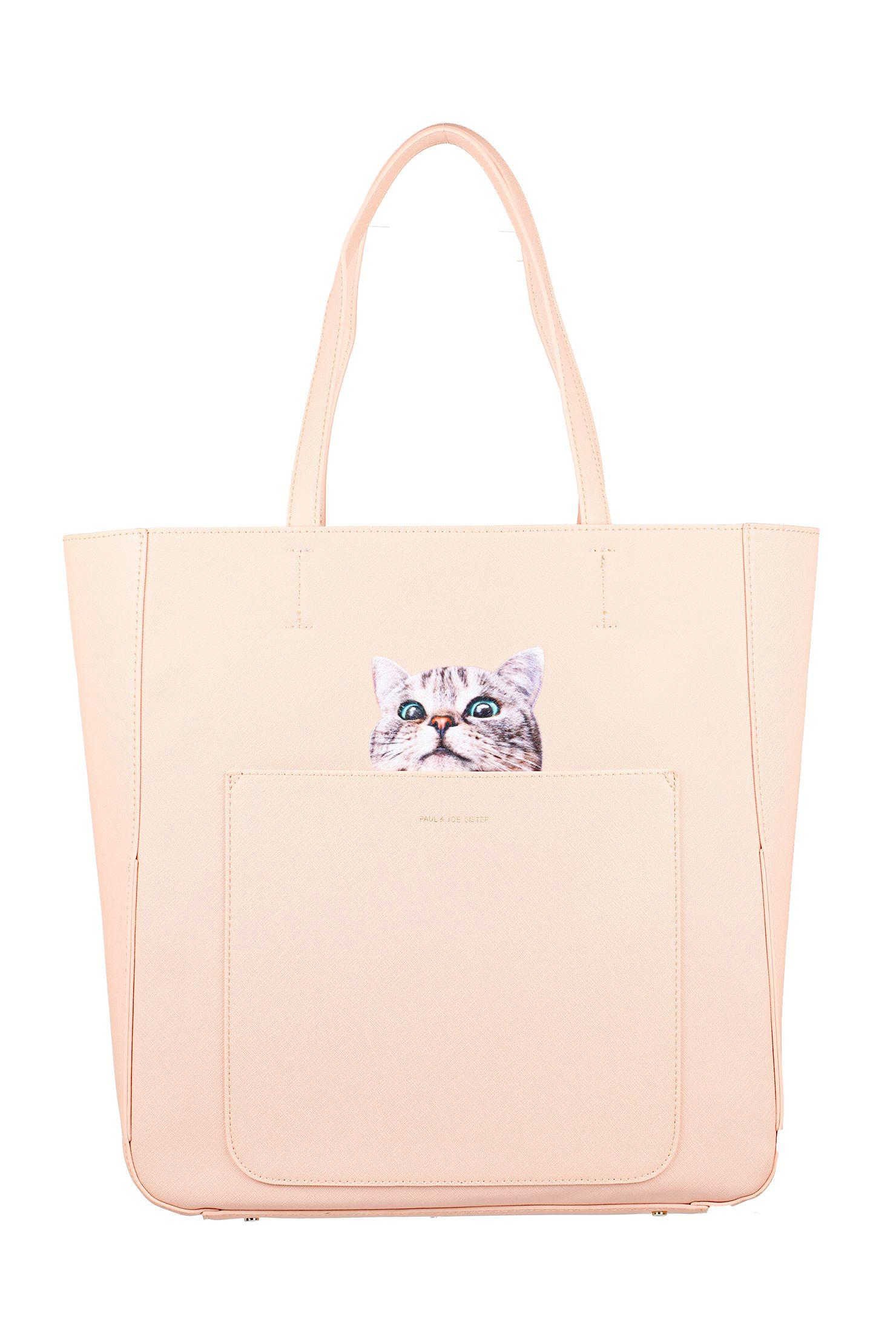 Paul Joe Sister Town Bag Elvirine Pink