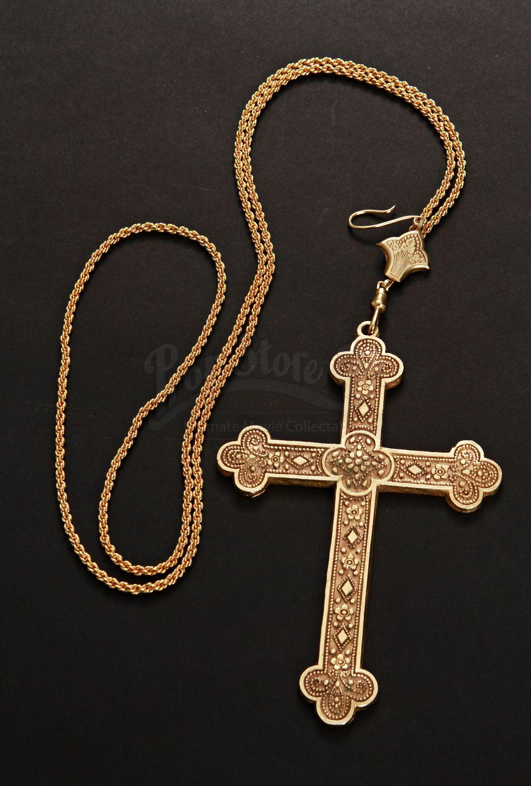 e2130fac44e Gold Catholic Cross Necklace | Products | Catholic cross necklace ...