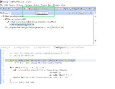Eclipse IDE - How to Remote Debug a Java Application Running
