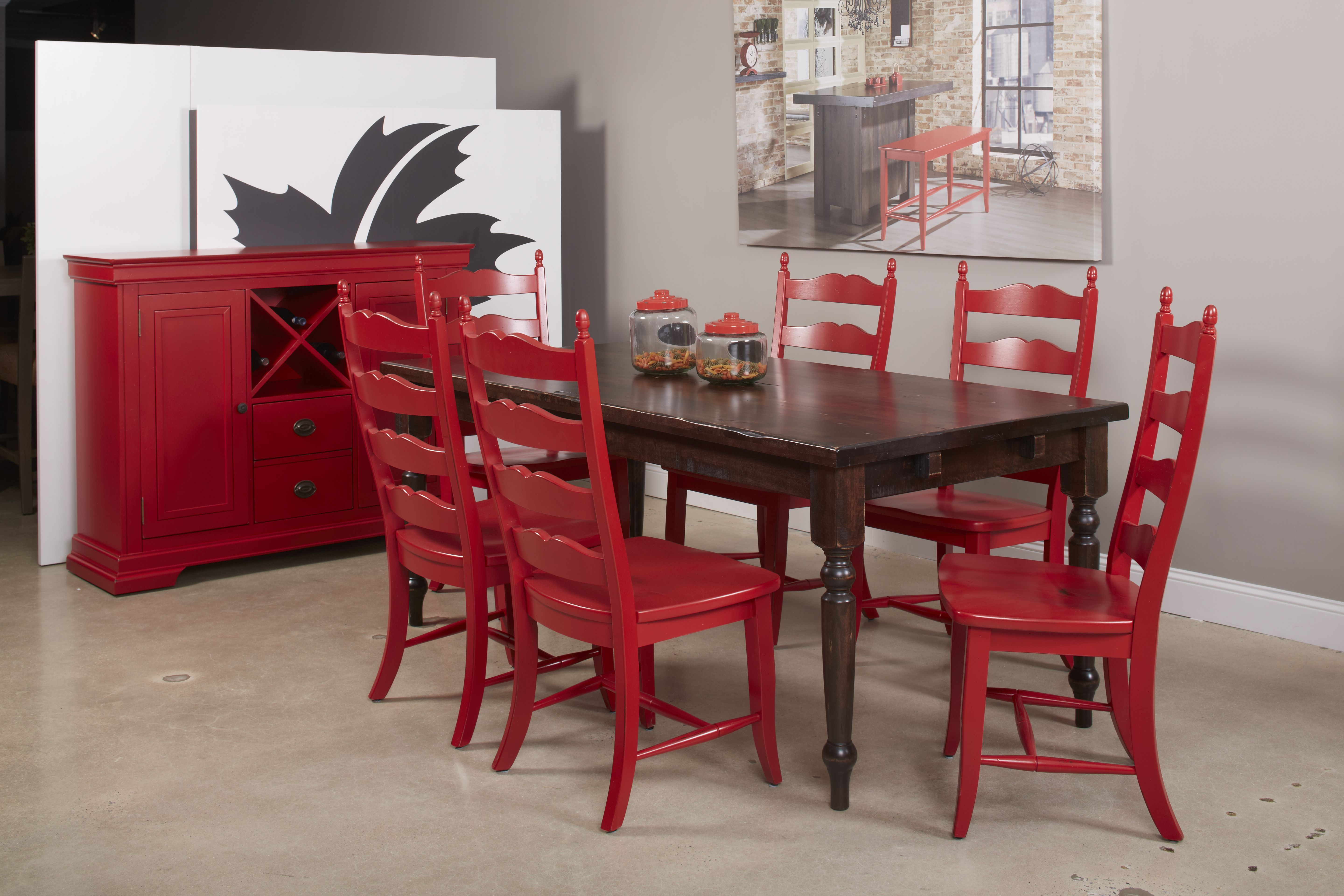 Canadel Colour Crazy Home Decor Dining Table New Homes