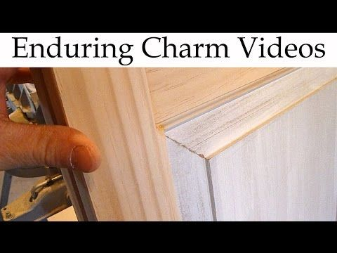 making raised panel cabinet doors on a router table youtube work rh pinterest com