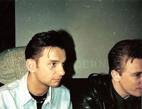 Dave Gahan + Alan Wilder