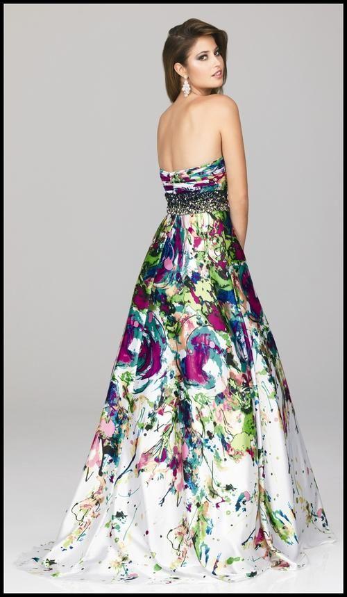 Floral Formal Dress Photo Album - Reikian