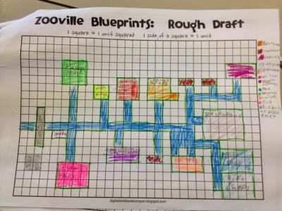 Zooville blueprint for area perimeter project a z art of zooville blueprint for area perimeter project malvernweather Image collections
