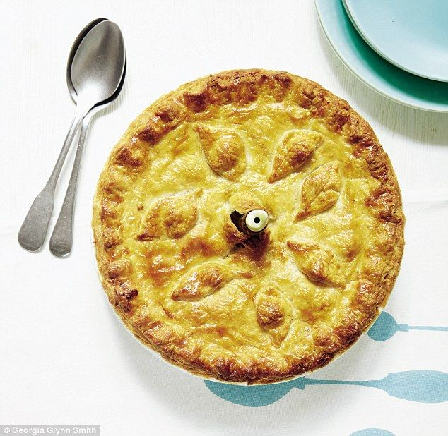 Mary Berry Everyday Potato Leek And Cheese Pie Cheese
