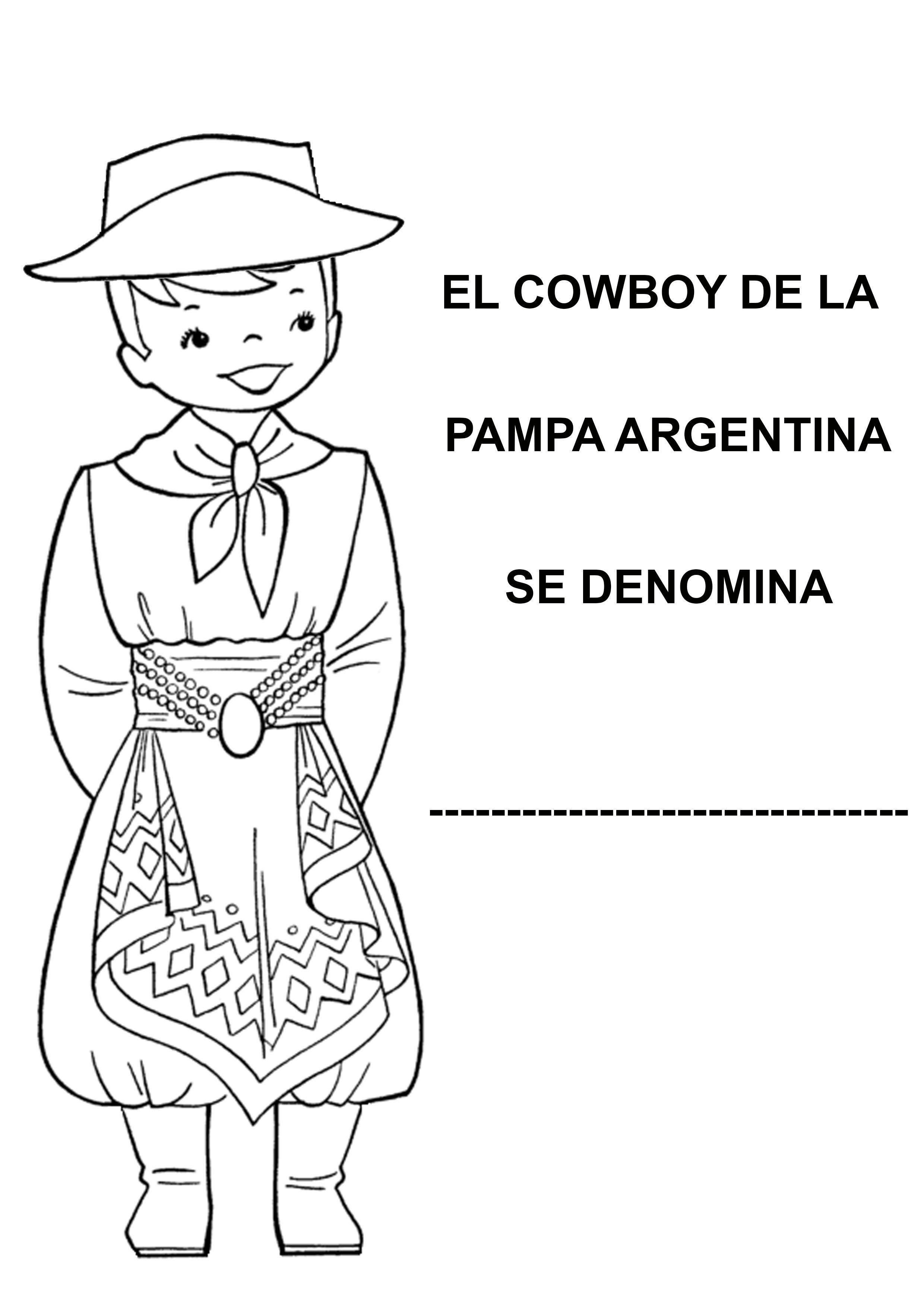 GAUCHO ARGENTINO | interculturalidad | Pinterest