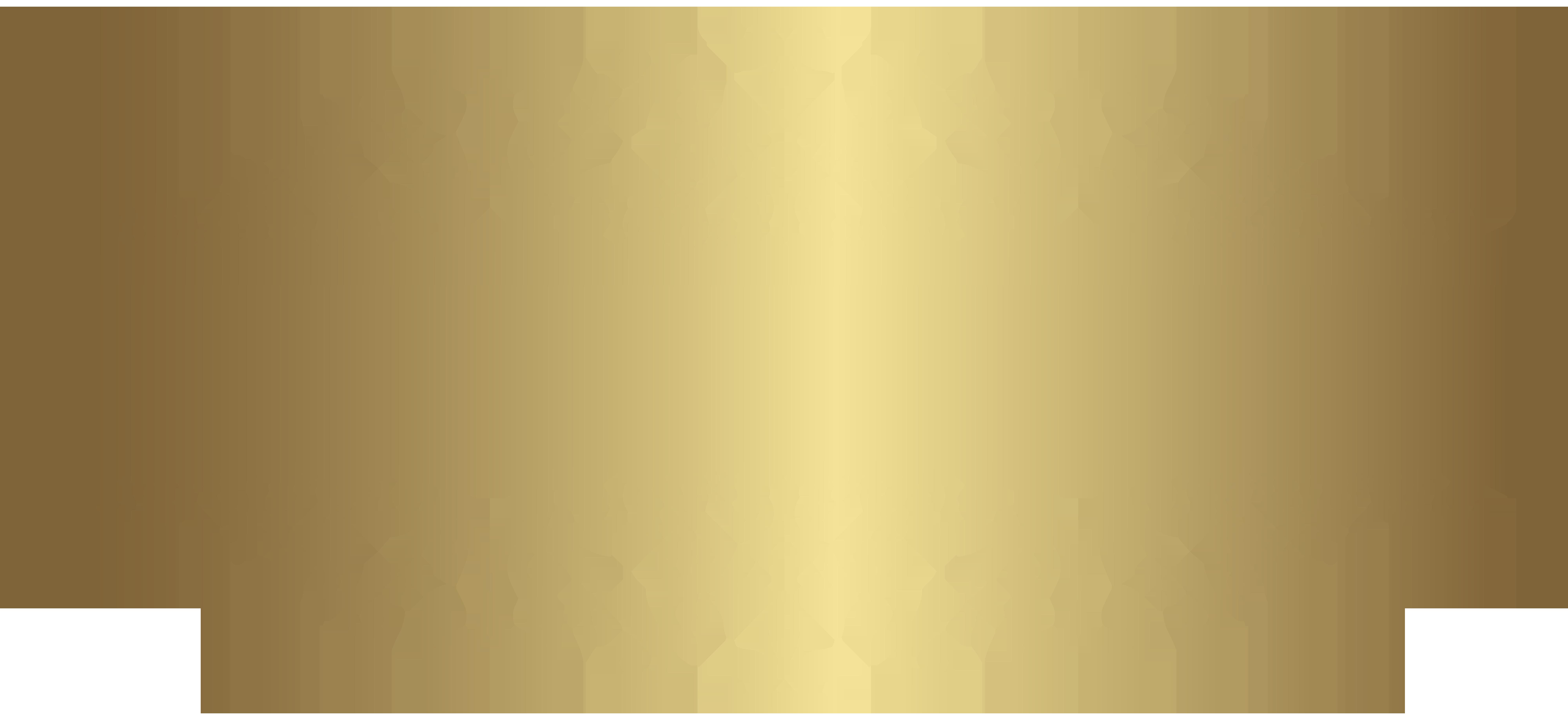 Gold Decorative Element PNG Clip Art Gallery