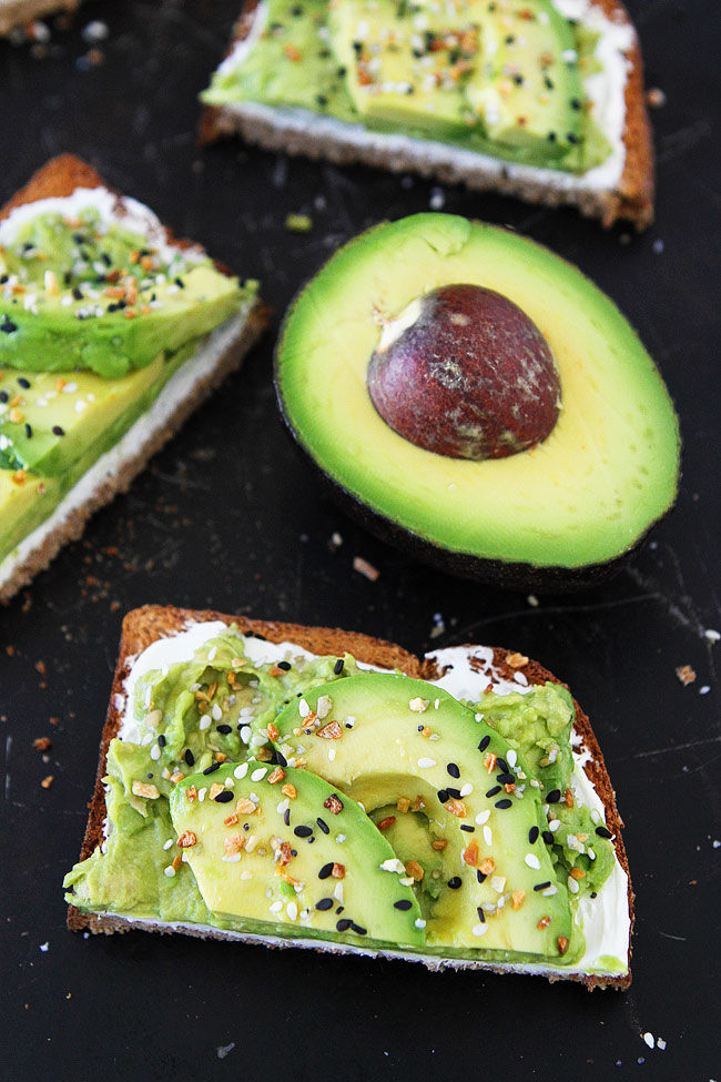 Everything Bagel Avocado Toast images