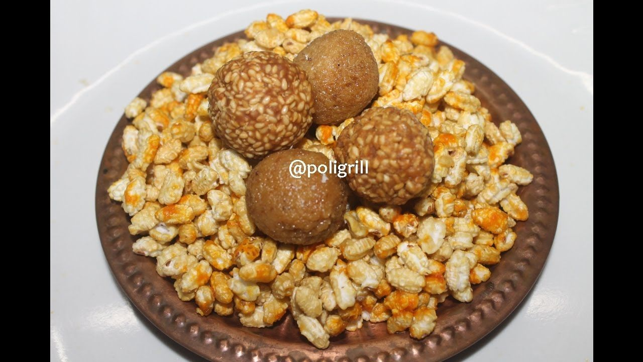 Make COCONUT LADOO in this Durgapuja - https://www.youtube.com/watch?v=0SCi-oyjMl8