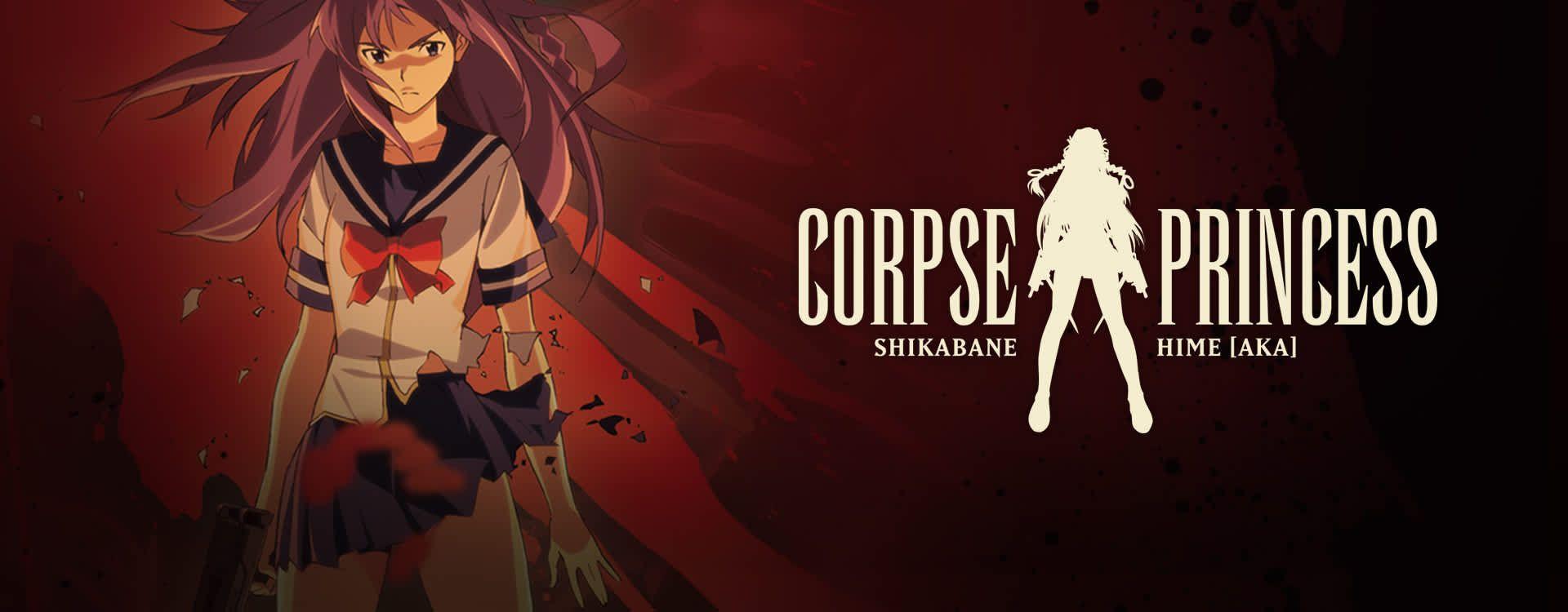 Corpse princess shikabane hime corpse princess corpse