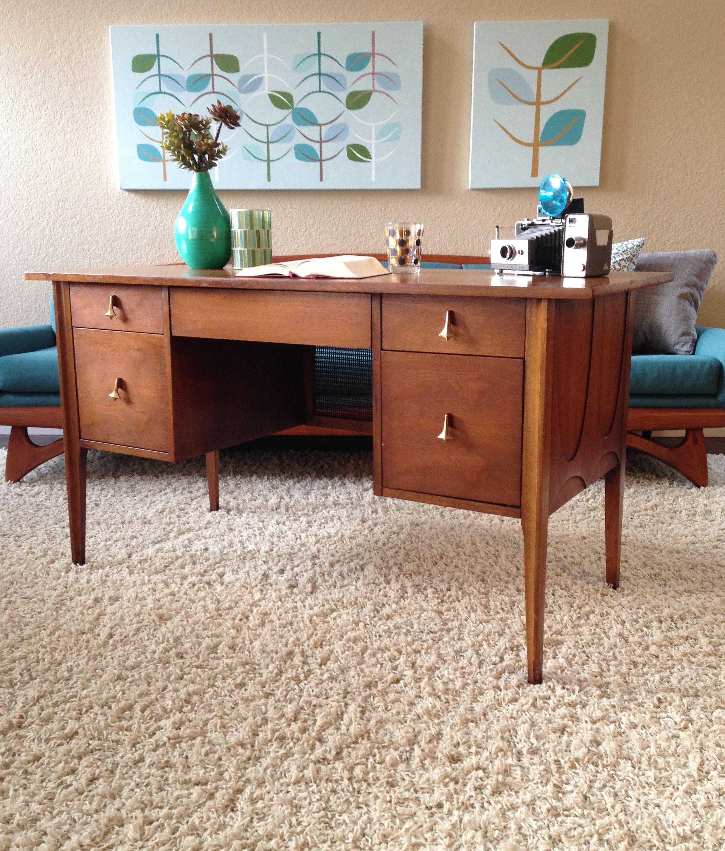 broyhill brasilia desk brasilia by broyhill furniture home rh pinterest com