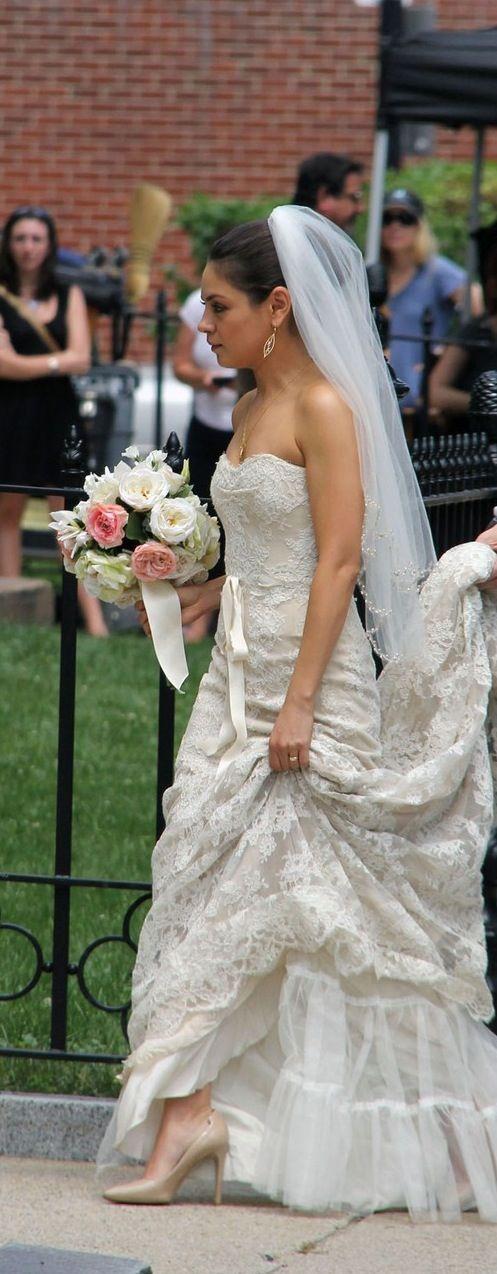 Pin By Ellie On The Big Day Gorgeous Wedding Dress Wedding Scene Wedding