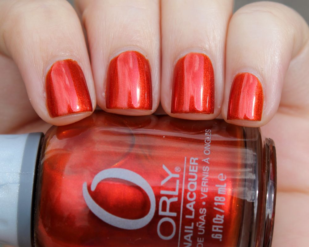 Orly - Flicker | Nails | Pinterest | Orly nail polish