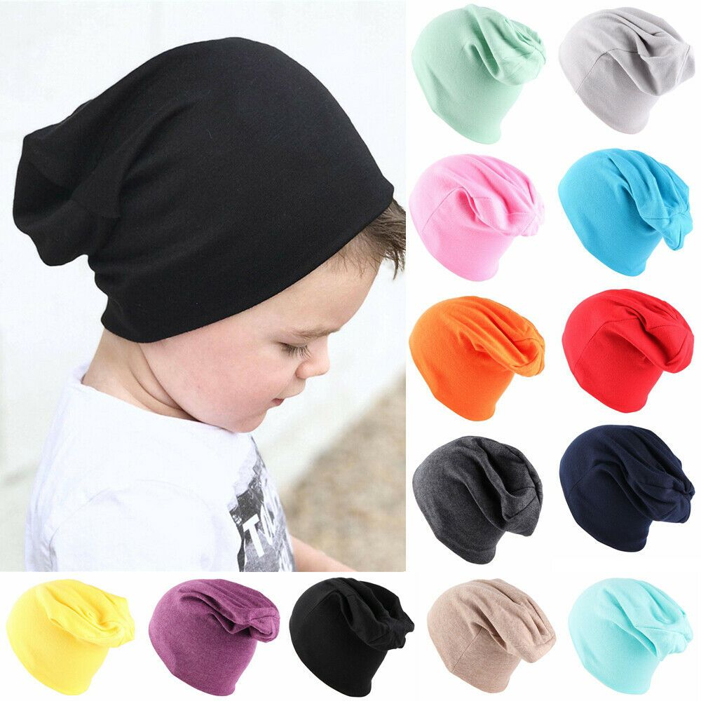 Newborn Baby Girls Winter Warm Knitted Breathable Soft Hat Bowknot Beanie Hats