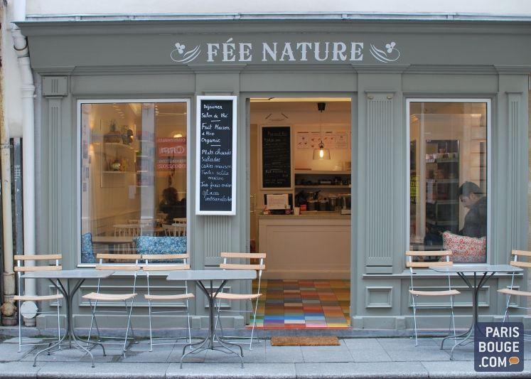 Photos De Fee Nature Decouvrez Fee Nature En Photos Plan Restaurant Salon De The Facades De Magasins