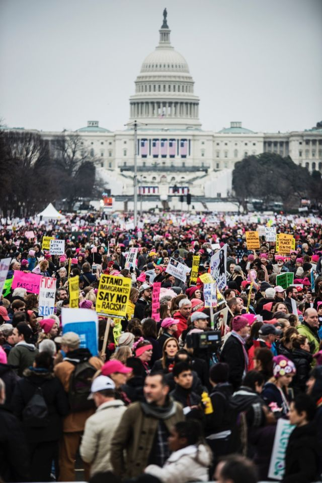 History Journey To The March On Washington Feels Like An End And A Beginning Womens March History Washington