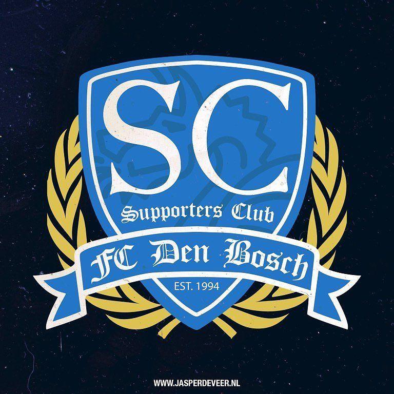 SCFCDB LOGO Een van de eerste logo's die ik ooit heb gemaakt. Deze is al weer uit 2010. Nog steeds leuk om dit elke vrijdag  terug te zien! @scfcdenbosch  #graphicdesign #logo #scfcdb #denbosch #photoshop #fcdb #football #footballclub #support #supportyourlocal