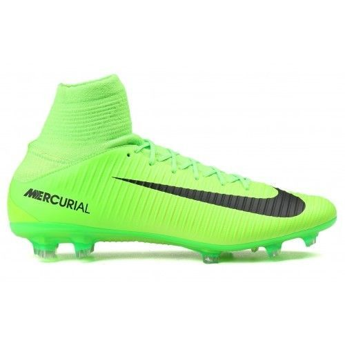 725d448144a Nike Mercurial Veloce III DF FG Green Mens Soccer Cleats 831961 303 Multi  Sizes