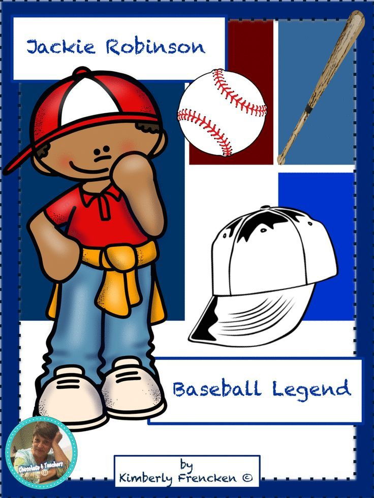 Photo of Jackie Robinson: Non-Fiction Passages & Printables