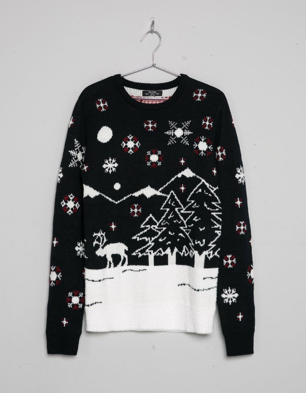 Jumper  Lights  Man  Fashion Cestas De Navidad 79bb51fca4fb
