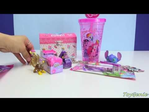My Little Pony Jewelry Box Prepossessing My Little Pony Jewelry Box And Surprises With Toy Geniein This Review