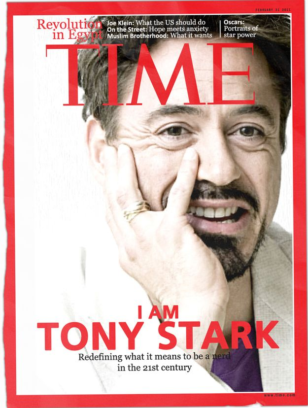 Made by me IronMan Time Magazine MARK 42 Cover IRON MAN Pinterest - best of invitation zeron piano score