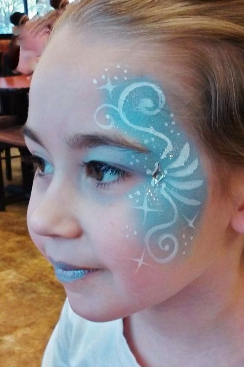 Pin Auf Face Painting