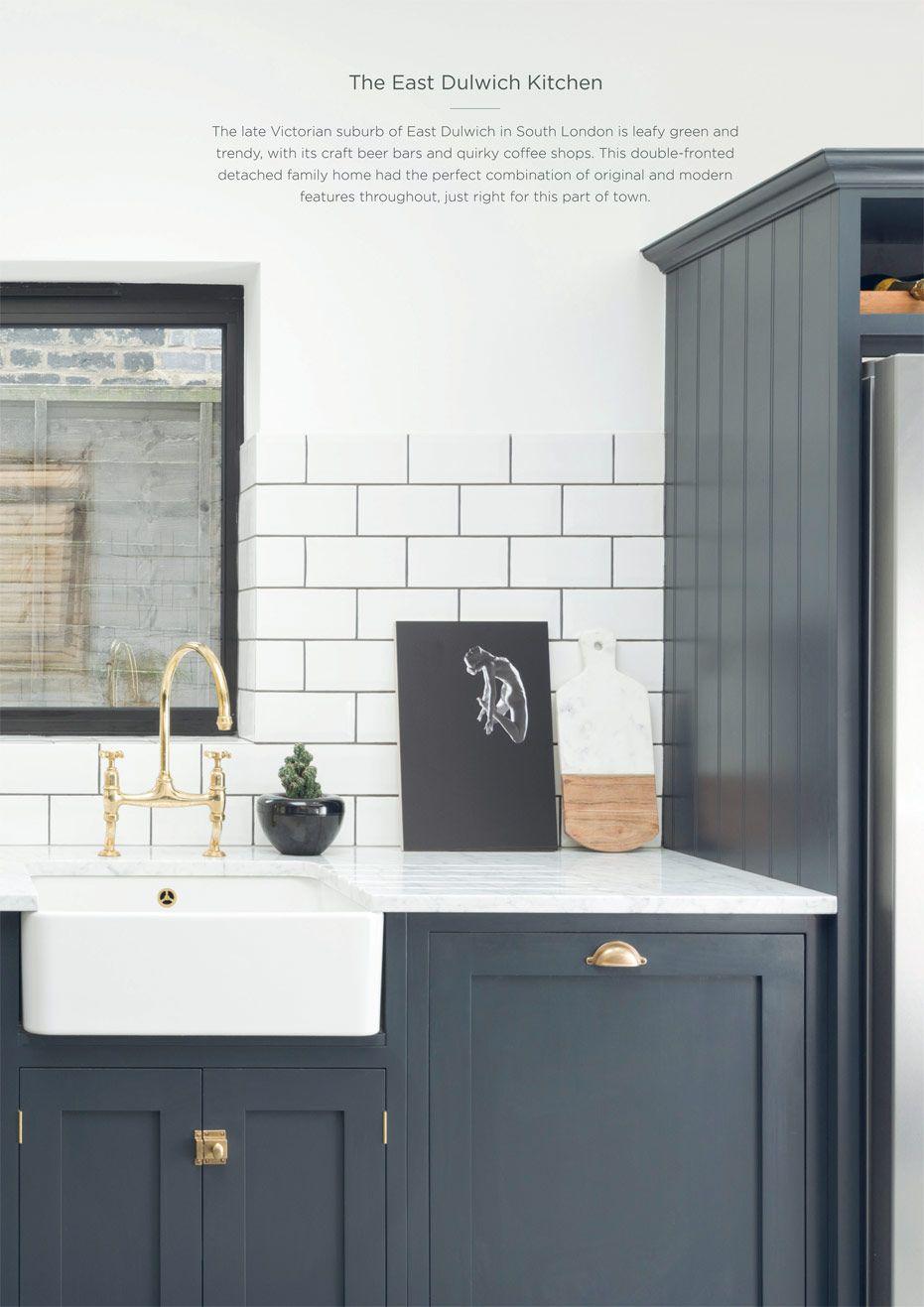 Shaker Kitchen Brochure | deVOL Kitchens | Lodowki | Pinterest ...