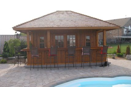 Prefab Pool Cabanas Toll Free 1 866 519 4634 Pool