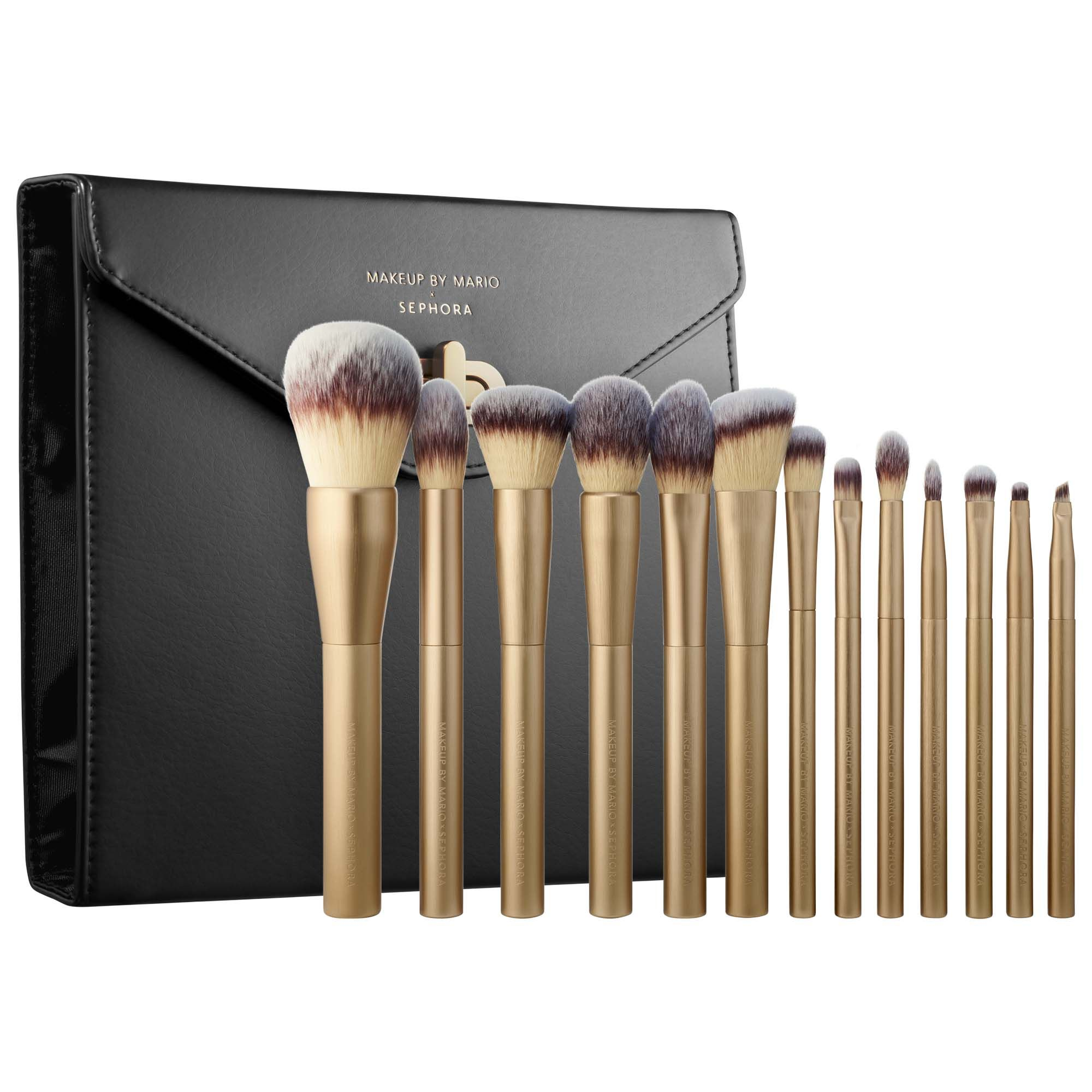 Makeup By Mario Sephora Brushes Review. Feels free to