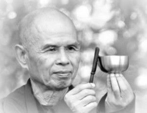 Thich Nhat Hanh's Five Mindfulness Trainings
