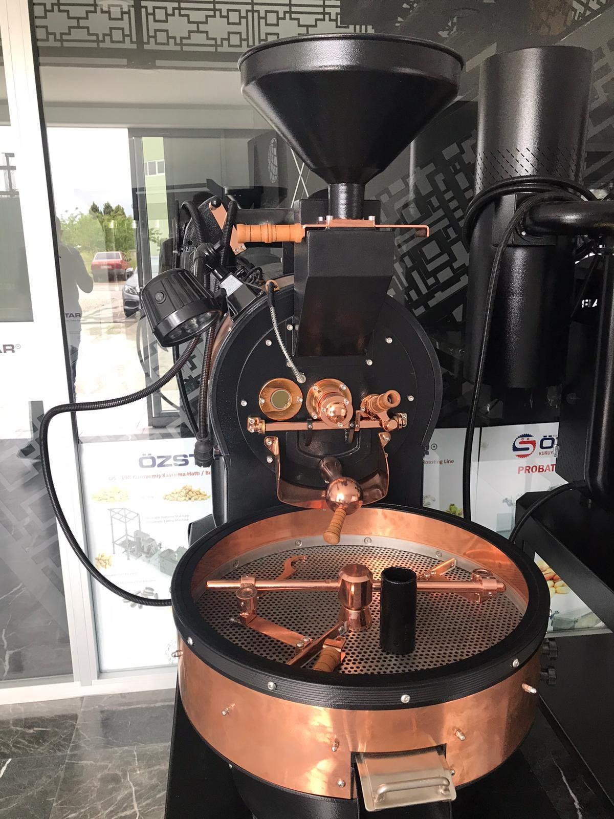 Coffee Roasting Machine Kahve Cips Urunler