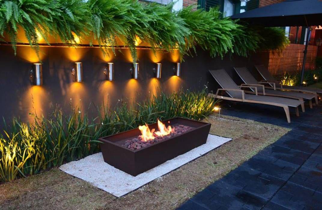 Fotos de decoraci n y dise o de interiores jardines for Estilo moderno diseno de interiores caracteristicas