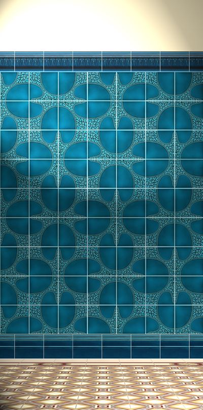 Golem Tiles Made In Berlin Too Many Exquisite Designs
