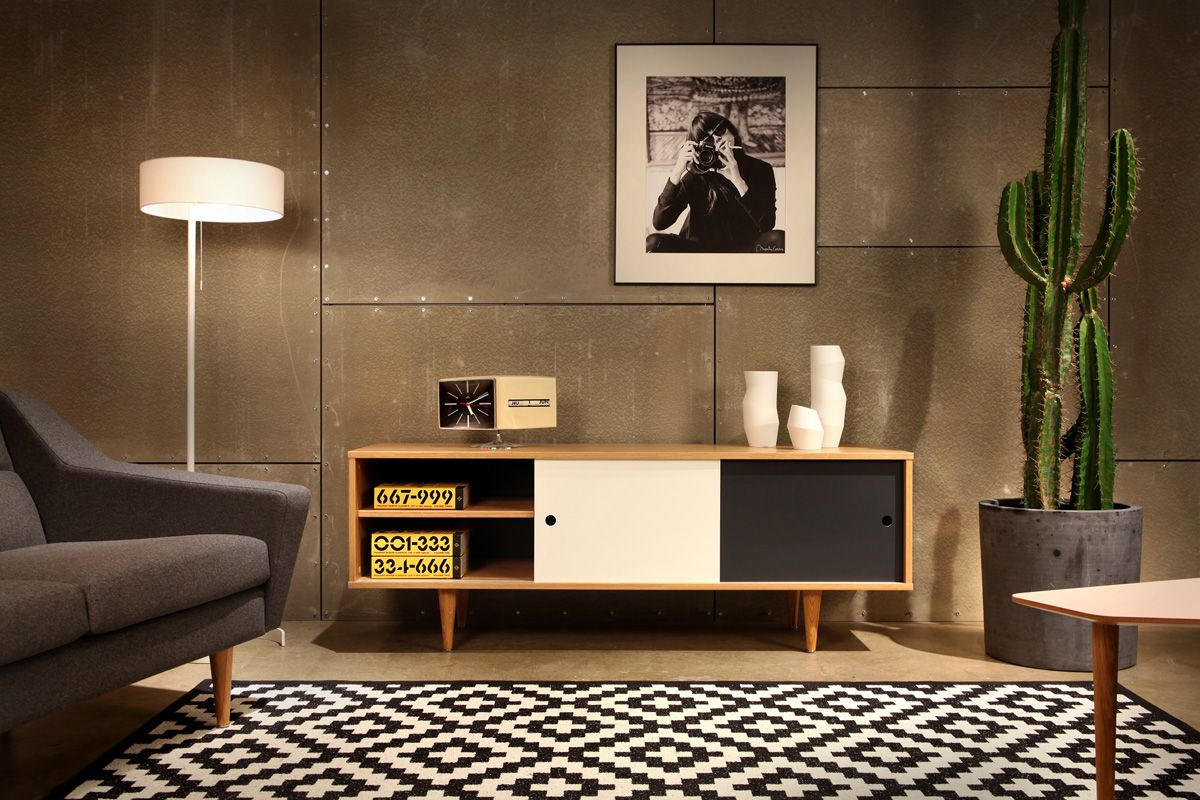 flachstrecke wohnzimmer   jtleigh.com - hausgestaltung ideen - Wohnzimmer Sideboard Design