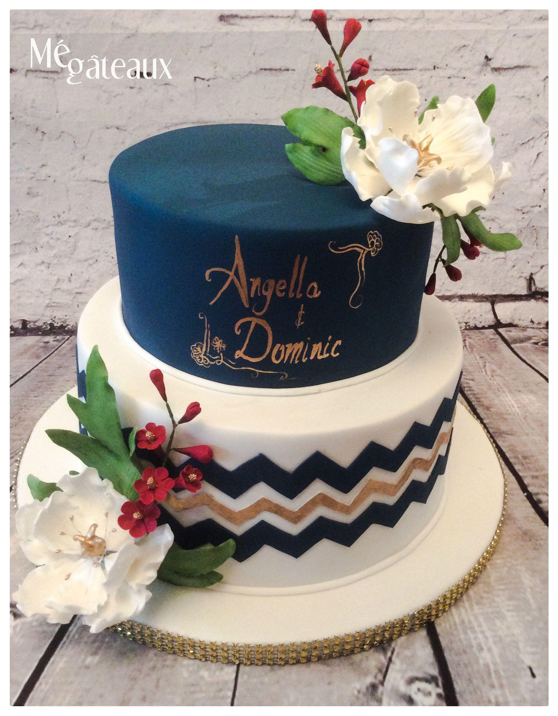 épinglé Par Mé Gâteaux Sur Mé Gâteaux Gâteau De Mariage