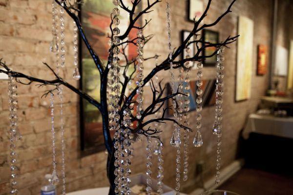 Centros de mesa para 15 a os con ramas secas buscar con - Ramas decoradas ...
